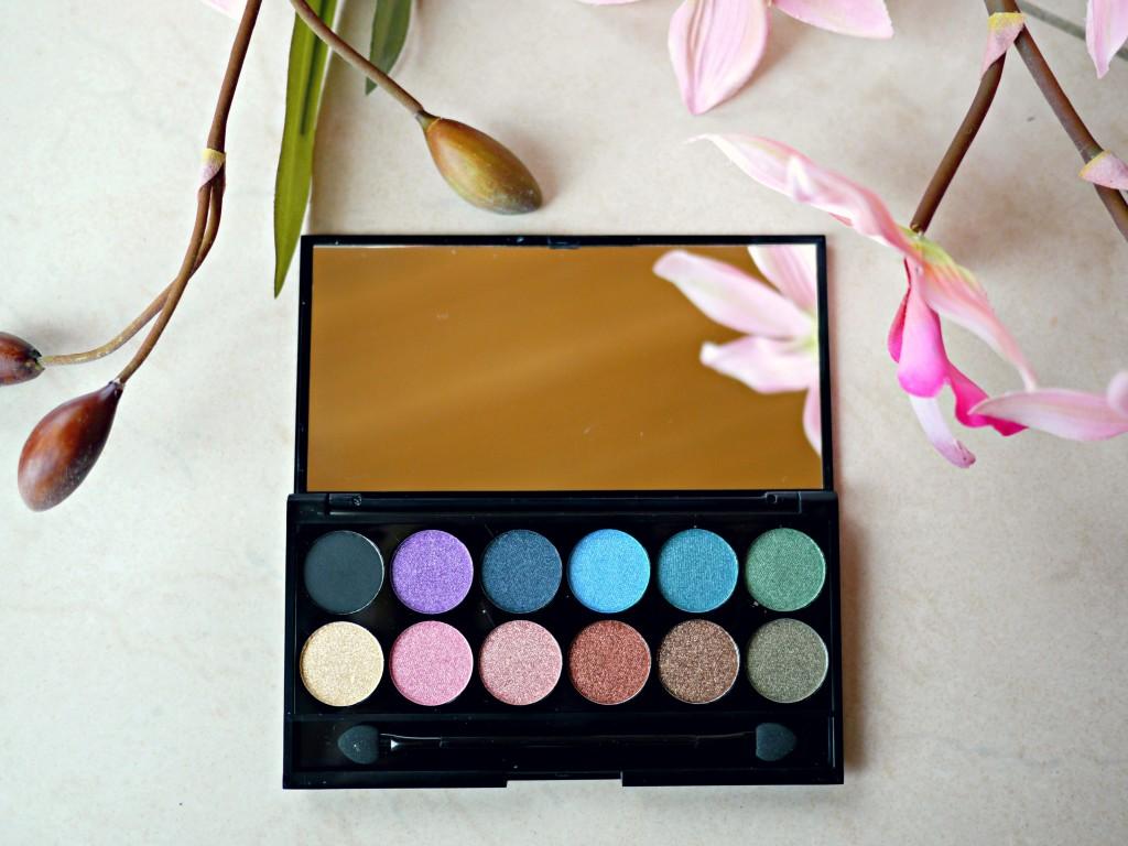 sleek idivine eyeshadow palette colours