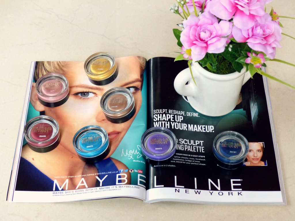 maybelline colour tattoos - kathryns katwalk