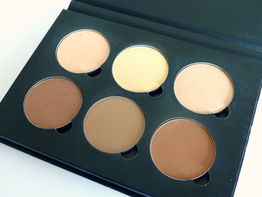 anastasia beverly hills contour kit - light to medium - review