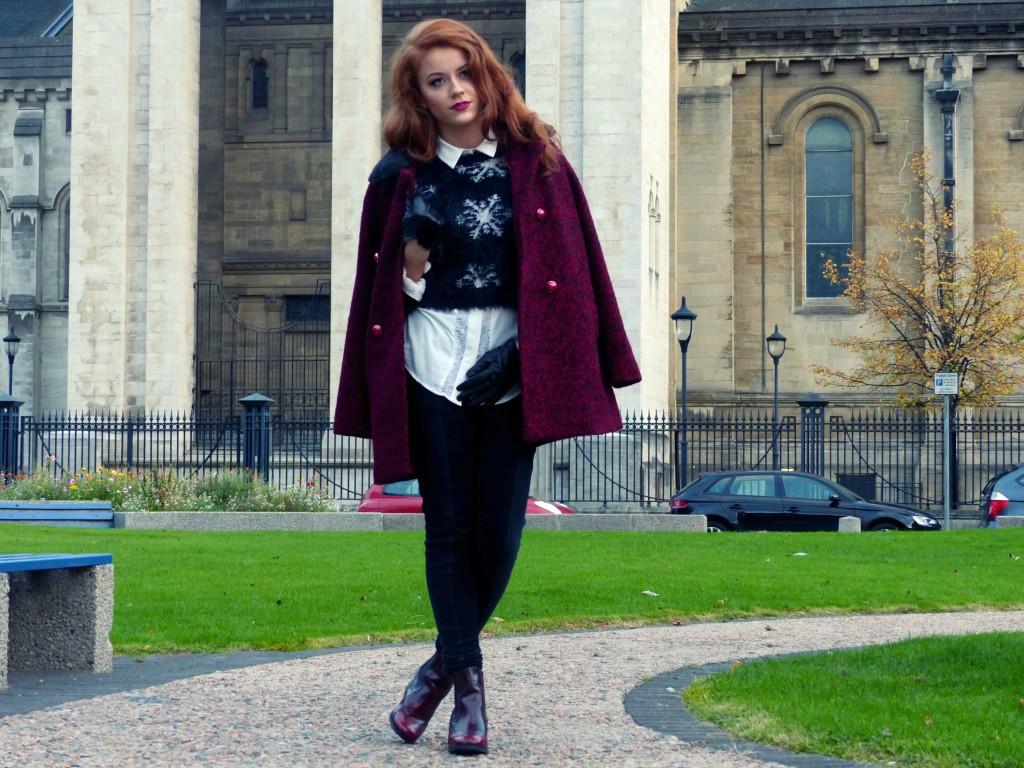 fashion blogger - aw15 - kathryns katwalk - street style
