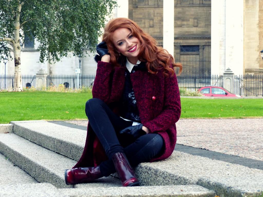 kathryn obrien - fashion blogger - kathryns katwalk - model