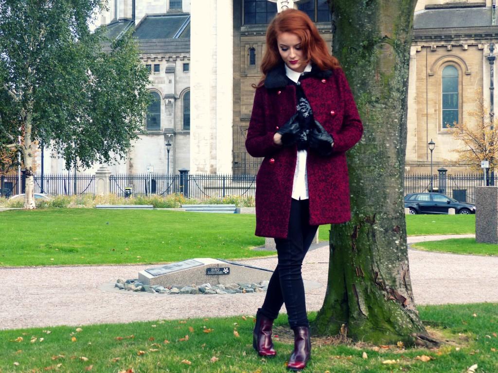 kathryn obrien - little mistress - fashion blog - autumn