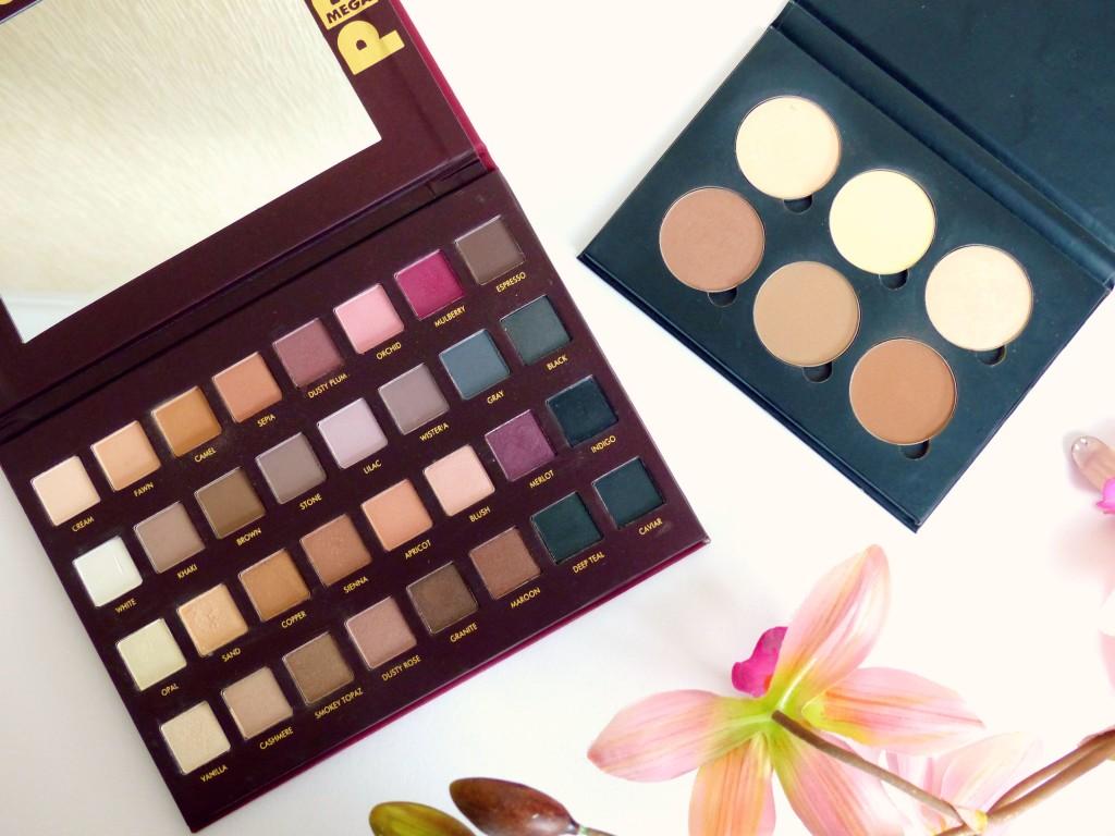 palette reviews - kathryns katwalk - beauty blog - colours