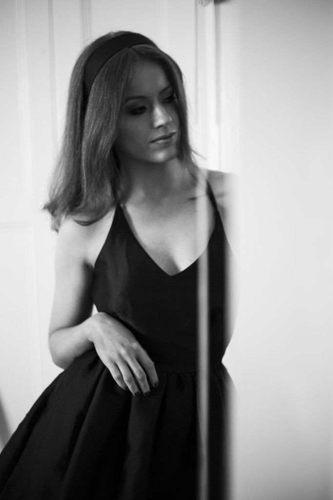 black and white - fashion style - kathryns katwalk