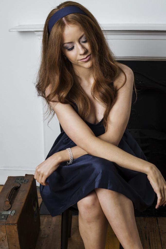 kathryn o brien model fashion blogger stylist