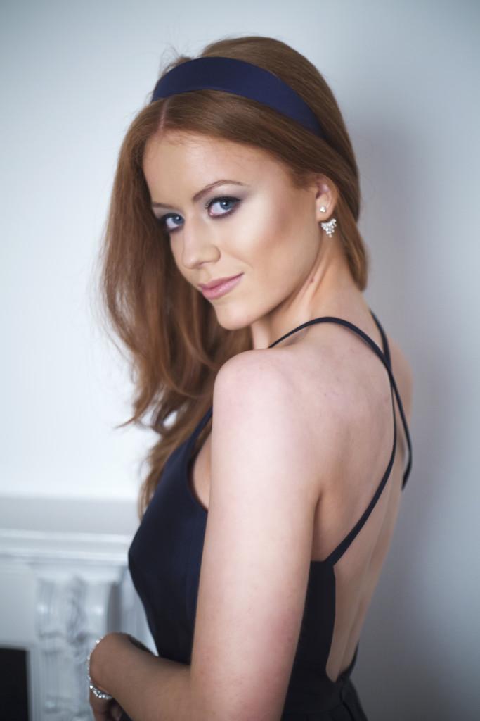 kathryn o brien - model - redhead