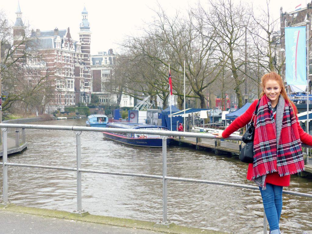 kathryn o brien amsterdam canal