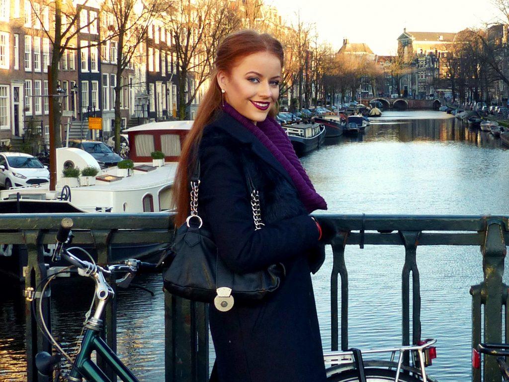 kathryns katwalk in amsterdam