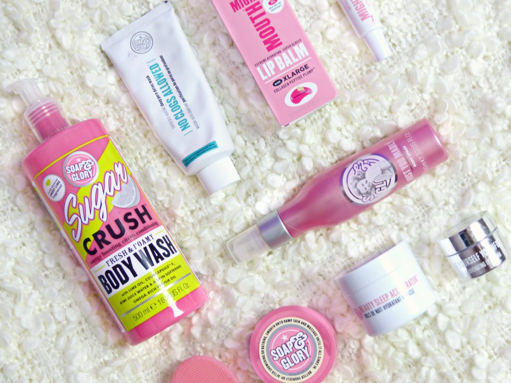 soap and glory beauty